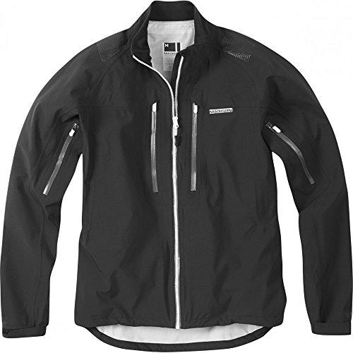 Madison Zenith Men's Waterproof Jacket Black X-Large