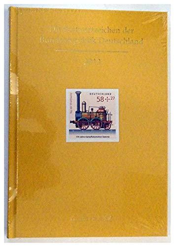 Die Postwertzeichen der Bundesrepublik Deutschland 2013. Mit Allen Originalmarken. ID19408