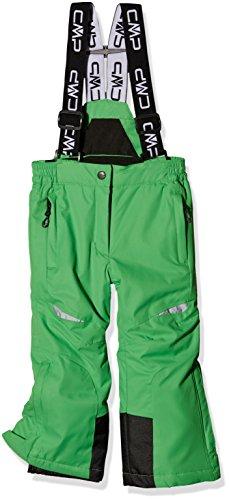 CMP pantaloni da sci, Bambina, Skihose, Verde, 116