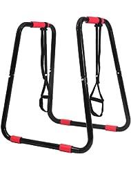 ISE Barras paralelas Alta, Dispositivo de entrenamiento con correas, Controladores para entrenamiento con pesas