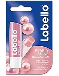 Labello Lippenpflege Colour & Shine Pearly Shine, 3er Pack (3 Stück)