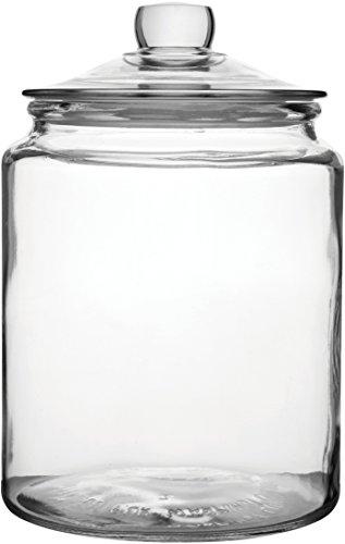 Utopia Storage/Preserve Jar, NBJ062-000000-B01006, Biscotti Jar Extra Large 6.2L (Box of 6)