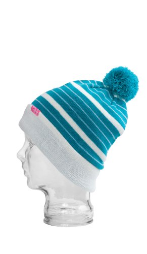 Betty Rides Damen Siouxsie Snowboard/Ski Mütze, damen, blaugrün