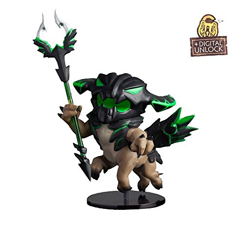 Dota-2-Demihero-Outworld-Devourer-OD-Mini-Hero-Figur-Valve-In-Gamne-Unlock-Key