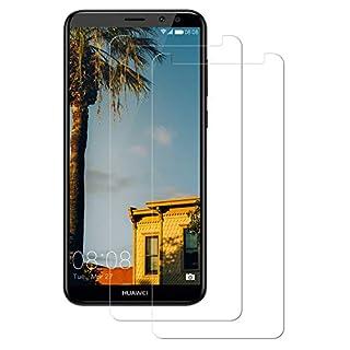 DASFOND Panzerglas Schutzfolie für Huawei Mate 10 Lite, Premium Mate 10 Lite Gehärtetes Glas Displayschutzfolie,3 Stück,9H Härte,HD Ultra Klar, Anti-Kratzen, Displayschutz für Mate 10 Lite