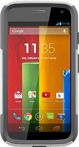 Otterbox Commuter 77-33034 Coque pour Motorola Moto G Blanc/Gris