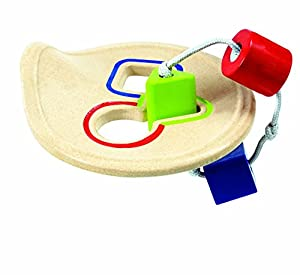 Plan Toys - 5631 - Primer Ordena las Figuras Plan Toys 12m+