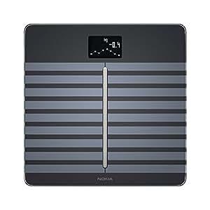 Nokia Body Cardio - Balance Wi-Fi avec santé du cœur et composition corporelle,