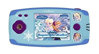 Frozen - Consola Cyber Arcade (Lexibook JL2365FZ) por Lexibook