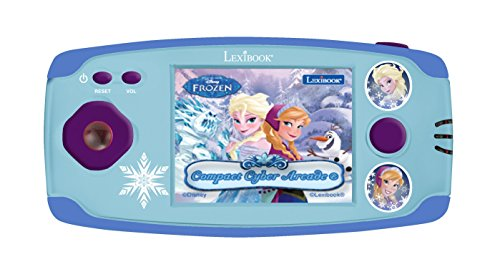Lexibook JL2365FZ - Disney Frozen LCD (Ideen Frozen Party Thema)