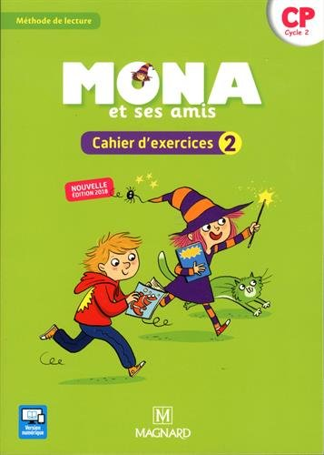Mona et ses amis CP : Cahier d'exercices 2