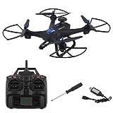 X183 WiFi Drohne mit 2MP HD Kamera Portable GPS Brushless Quadcopter 6-Achsen RC Quadcopter Kompakte Fotografie Videogerät