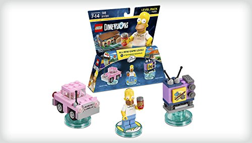 LEGO Dimensions – Level Pack – Simpsons - 11