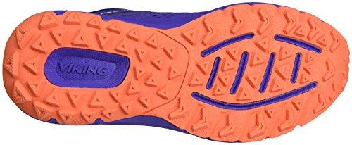 Viking Apex Ii Gtx W, Scarpe da Trail Running Donna Violett (Purple/Orange)