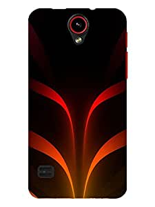 TREECASE Designer Printed Soft Silicone Back Case Cover For Reliance Jio Lyf Flame 4