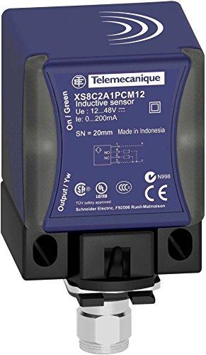 Schneider Electric XS8C2A4PCM12 Inductive Sensor Xs8