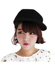 Sombrero,Xinantime Unisex Gorra de Béisbol Ajustables Sombreros (Negro)