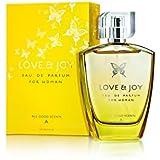 All Good Scents Love & Joy Eau De Parfum for Women (EDP), 30 ML / 1.0 Fl Oz