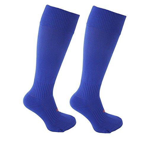 Little Grippers Königsblau Kinder Unisex Sport Socken mit Stay On Technology (X-Small 3-6 Jahre/ Schuhgröße 27-30 ) (Socken Gripper)
