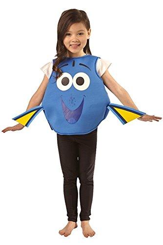 Und Kostüme Dory Halloween Nemo (Findet Dorie Kinderkostüm für Mädchen und Jungen Baby Kleinkind Nemo Dory Fisch,)