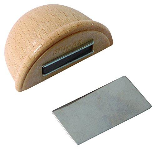 Brinox B78280H Tope retenedor madera imán