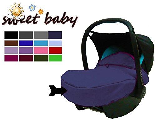 sweet-baby-marine-blau-gefutterte-fussdecke-fusssack-fur-babyschale-wasserabweisend-winddicht-passen