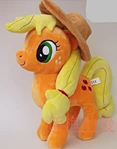 MON PETIT PONEY / MY LITTLE PONY - PELUCHE APPLEJACK 30 cm