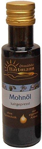 Ölmühle Hartmann GbR - Schwäbisches Mohnöl - 100 ml