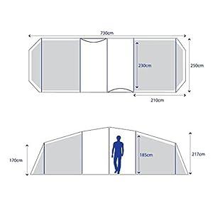 berghaus air 6 tent