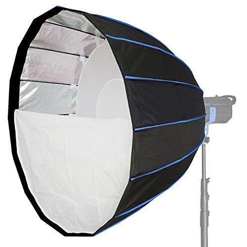 Life of Photo Para-Softbox Ø 90 cm für PROFOTO Fotostudio Blitz Studioblitz