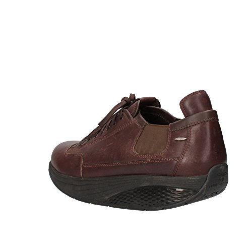 MBT Sneakers Uomo Pelle Marrone