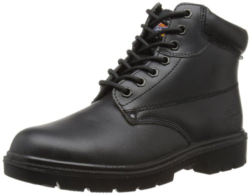 Dickies Antrim Safety FA23333 Stivali Uomo Nero (Black)