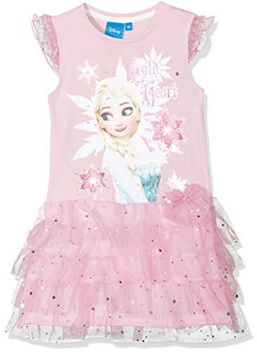 Disney Frozen Girl's Frozen Snowflake Dress