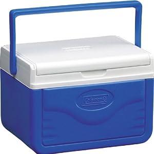 Coleman 5Qt Xtreme Cooler Glacière Bleu/blanc