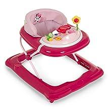 Hauck Player Baby Walker, 64207 Pink