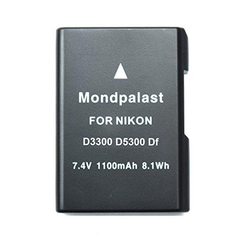 Mondpalast ® EN-EL14 ENEL14 1100 mah Batería Nikon