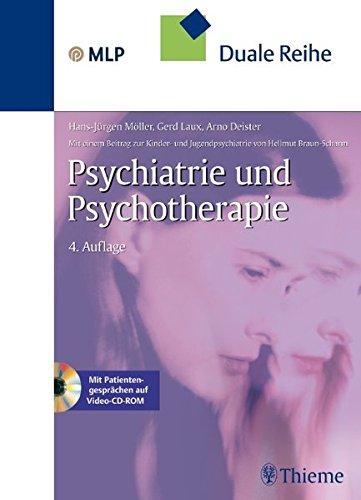 Cover »Psychiatrie und Psychotherapie«
