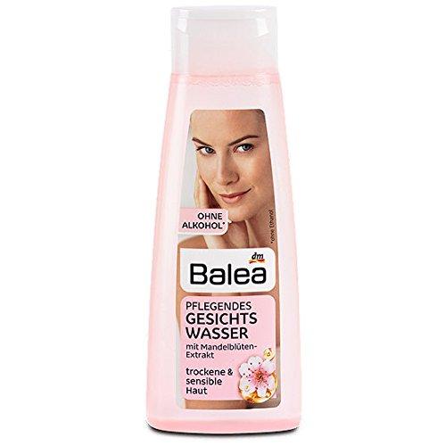 Balea Gesichtswasser mit Mandelblüten-Extrakt, 200 ml