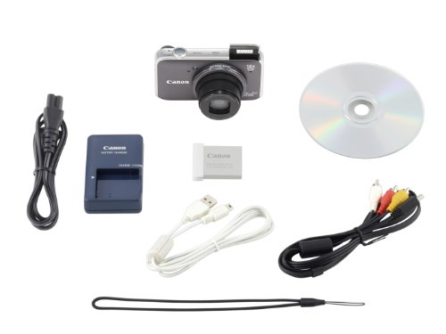 CANON – PowerShot SX220 HS Digitalkamera_4
