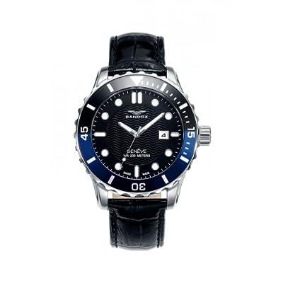 Reloj Suizo Sandoz Caballero 81397-57 Diver Collection de Sandoz