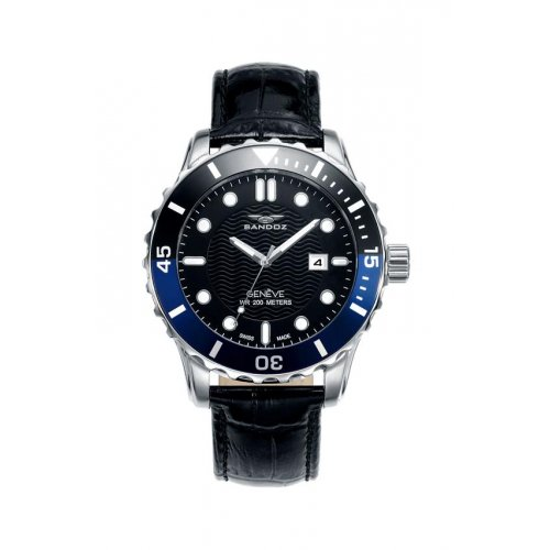 Swiss Watch Sandoz Knight 81397 – 57 Diver Collection