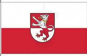 Königsbanner Hissflagge Stemmern - 150 x 250cm - Flagge und Fahne