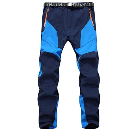 Pantalones hombre Impermeable A prueba viento Al aire