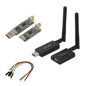 Tera Kit de télémétrie radio 433Mhz pour 3D Robotics 3DR, APM 2.5 2.6 Pixhawk PX4