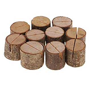 Menukartenhalter Hochzeit Holz Heimwerker Markt De