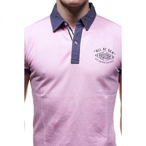 Kaporal -  Polo  - Uomo rosa S