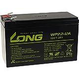 akku-net KungLong Ersatzakku für USV APC Back-UPS ES 700, 12V, Lead-Acid