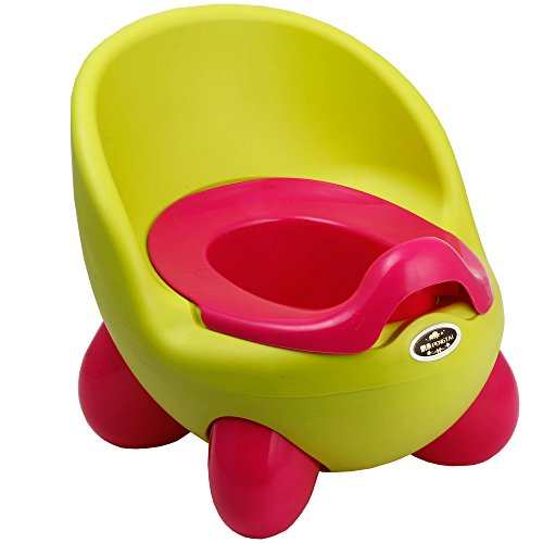 NOVICZ Baby Toddler Potty seat Kids Toilet training potty Chair for Children - With Removable Bowl & High Back Support- Secure Non-Slip Surface  available at amazon for Rs.699