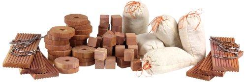 Household Essentials 35704-1 CedarFresh Bekleidung Protector und Moth Repellent Lagerung Zubehör Value Pack (71 Artikel) -