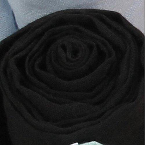 GTD Schal, Weiblich, Baumwolle und Leinen, Mehrzweck, mit, Band, Schal, 8 * 220 (Anzug Orange Männchen)